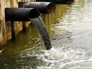 Расчёт экологического ущерба от загрязнения водной среды