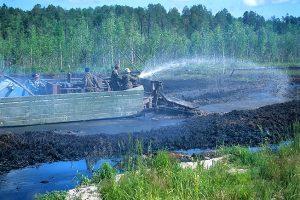 Рекультивации нефтезагрязненных земель