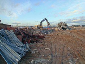 Рекультивация нарушенных земель при строительстве