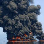 Расчет экологического ущерба от горения масла