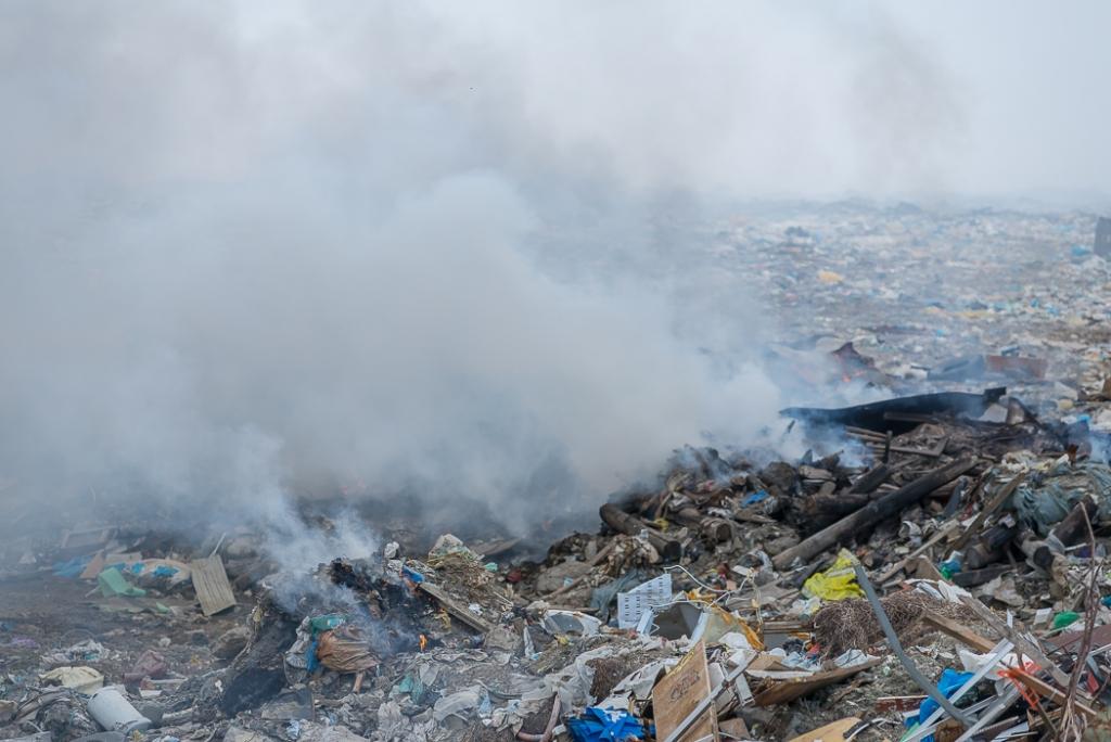 Расчет экологического ущерба от загрязнения атмосферы