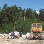 Рекультивации нарушений земли
