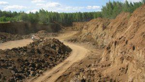 Рекультивация нарушенных земель при строительстве зданий