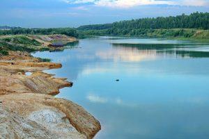 Рекультивация обводненных карьеров