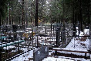 Рекультивация кладбища