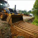 Восстановление почвы в карьерах