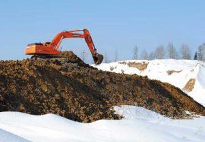Рекультивация нарушенных земель свалками