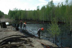 Восстановление земли от нефтепродуктов: как оно выполняется