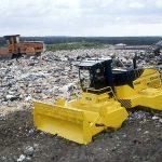 Рекультивация мусорных свалок