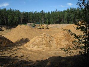 Способы рекультивации нарушенных земель