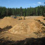 Рекультивация песчаного карьера: главное