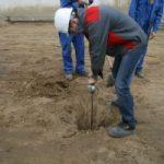 Анализ плотности грунта
